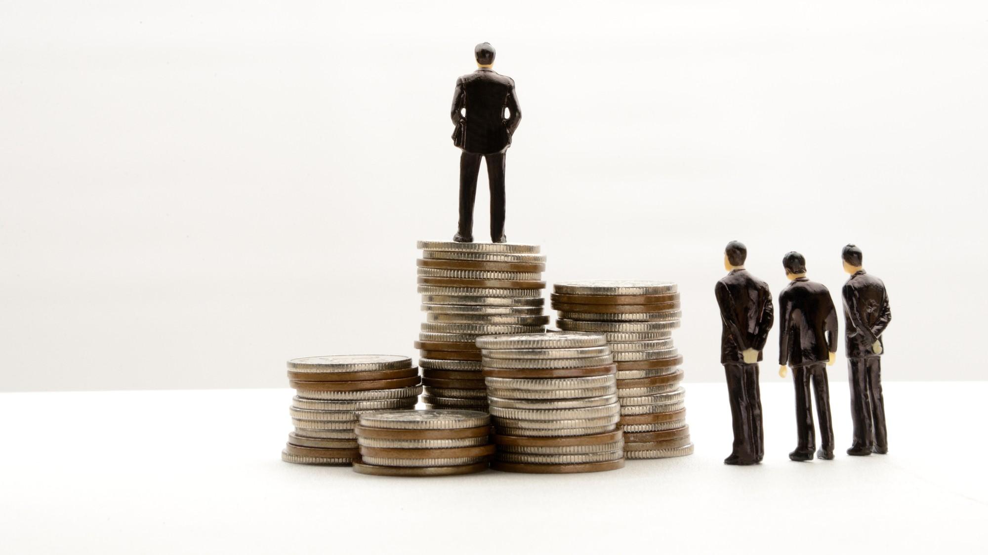 都道府県ランキング「給与1,000万円超」の高給取りはどこに?