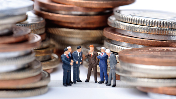 「変額終身保険」によって財産評価を圧縮する方法