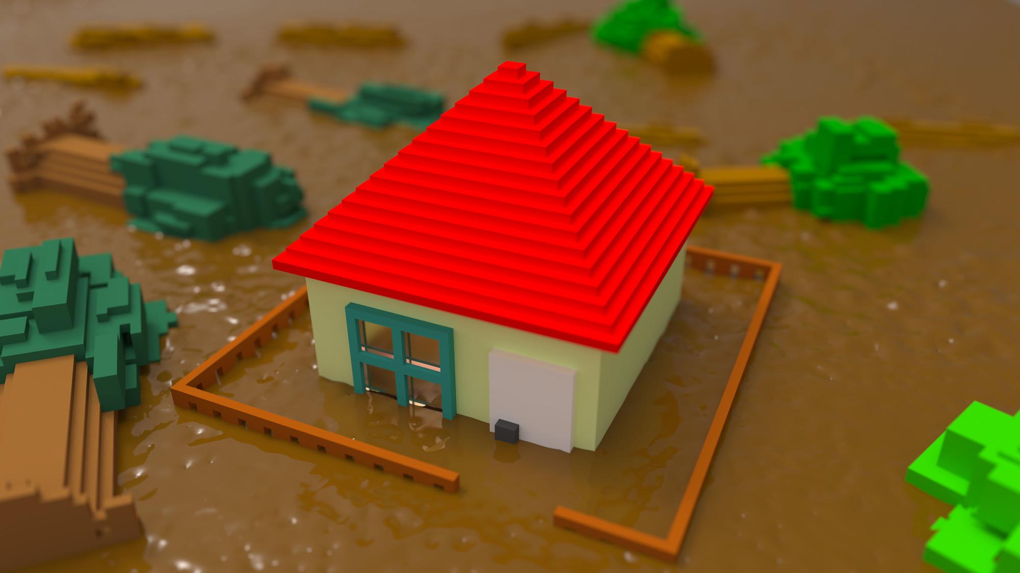 台風被害者に税の特例…「所得税の軽減措置」活用のポイント