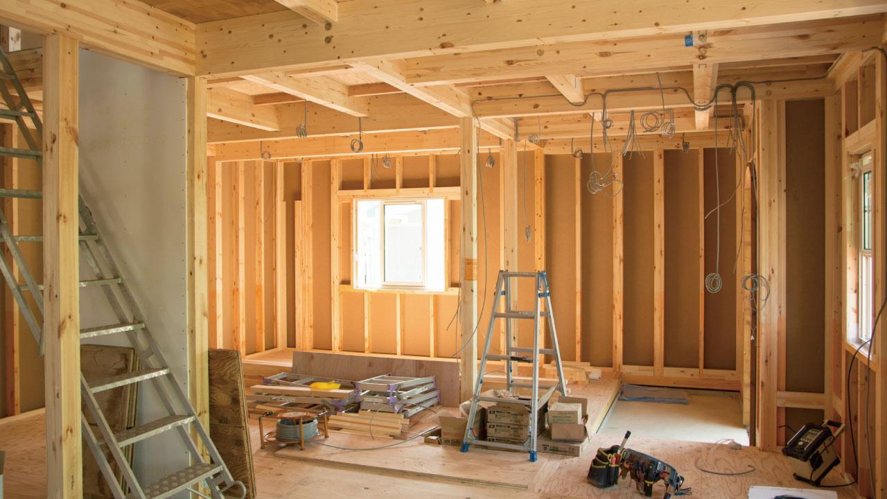 マイホームの建築・・・最も重視したい「居住性の向上」