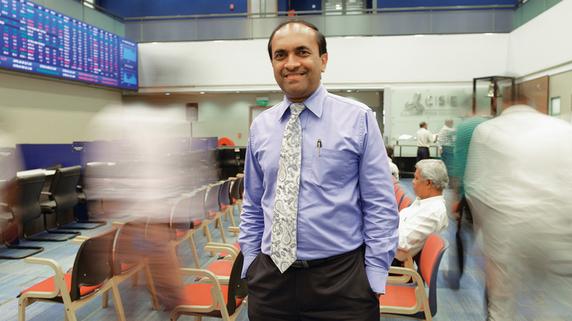 スリランカの証券取引所トップが語る取引所改革の方向性