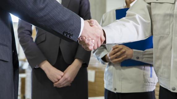 新規事業成功のカギは「協業」・・・ある中小企業との交流