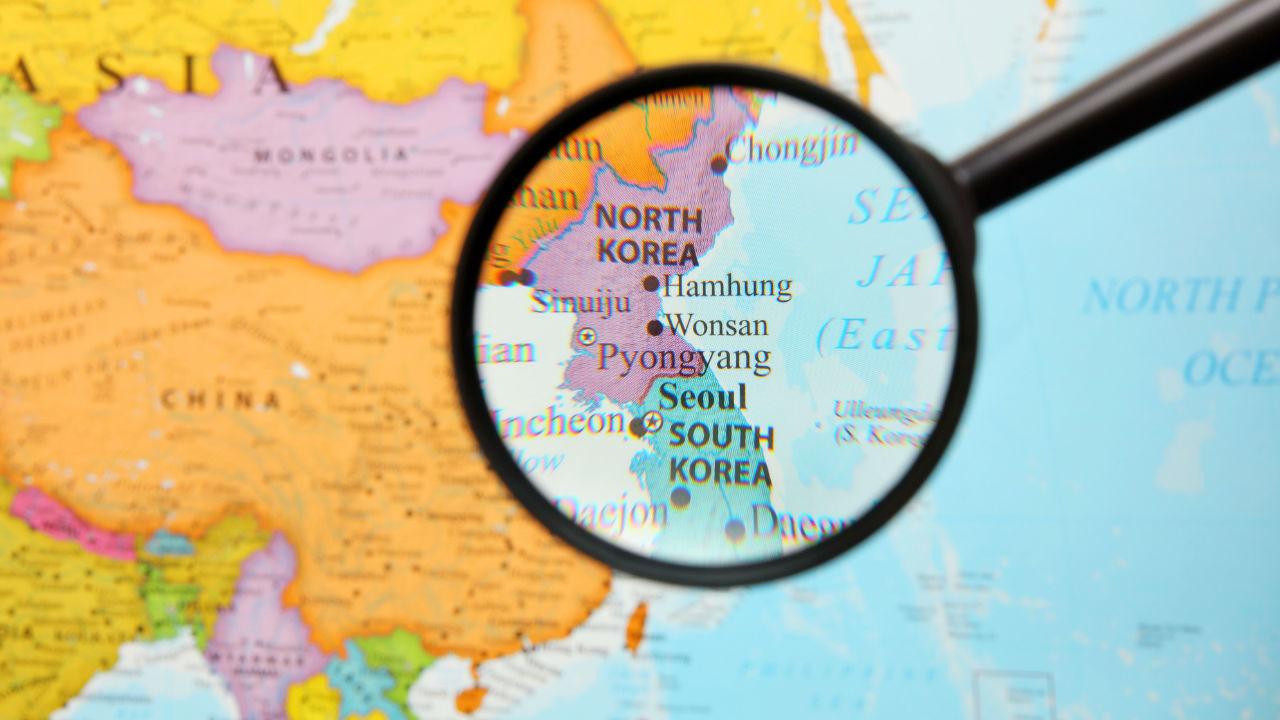 勃発 朝鮮 戦争