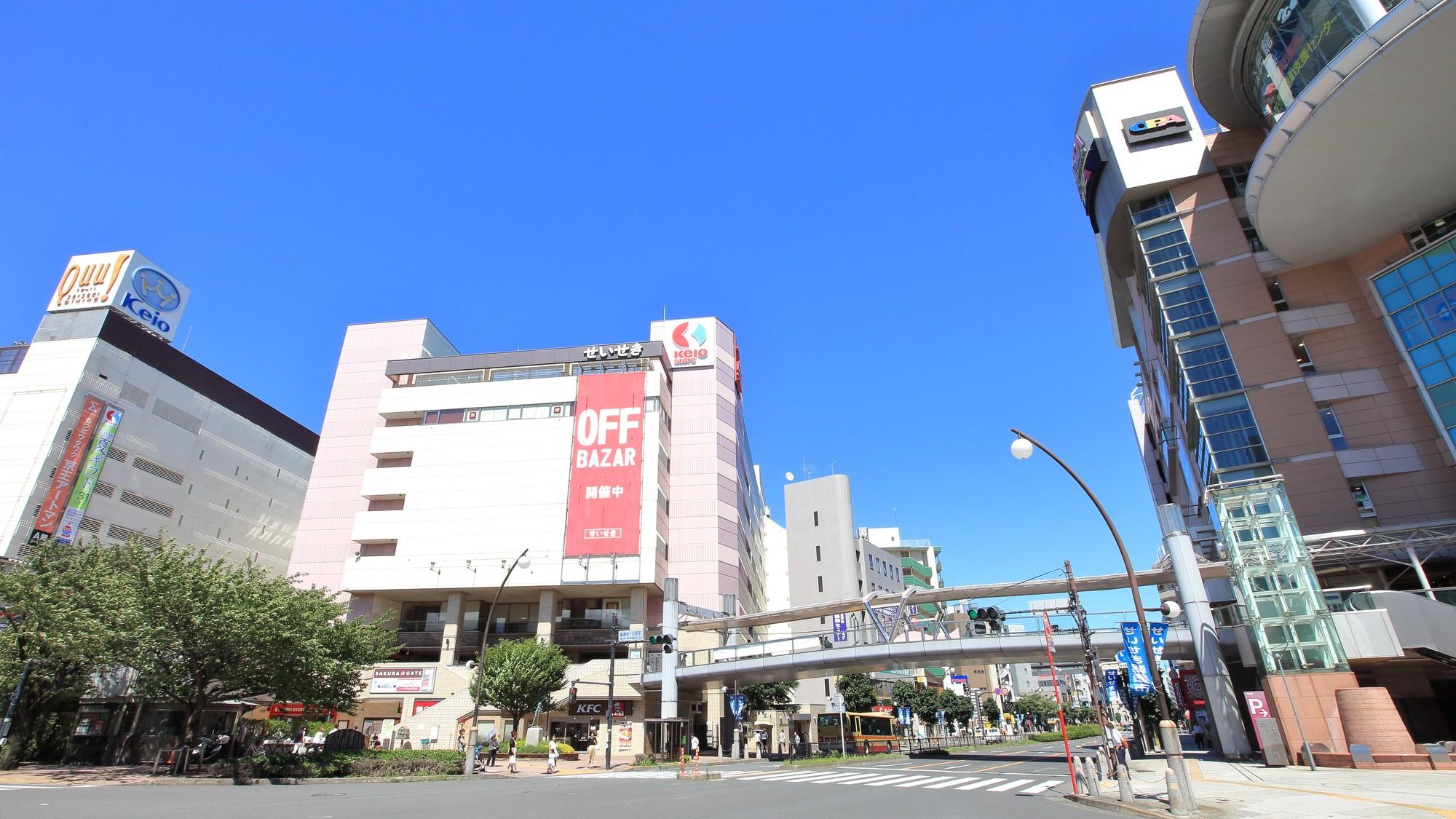 ジブリ映画の舞台「聖蹟桜ヶ丘」が、衰退していく明確な理由