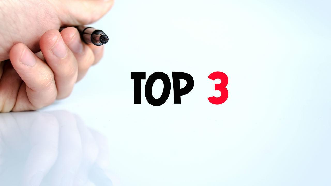 中堅上場ランキング 「新市場」「ニッチ」で成長 トップ3に注目