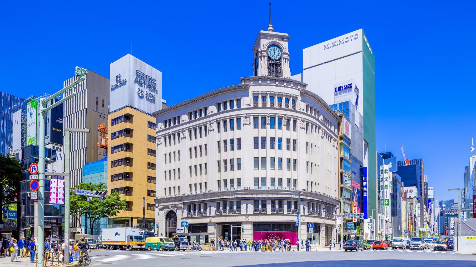 好調な「東京・銀座」の賃貸市場…上昇機運はいつまで続くか?