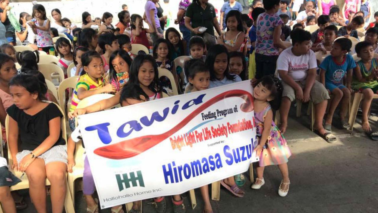 フィリピン「ストリートチルドレン」へのサポートの内容とは?