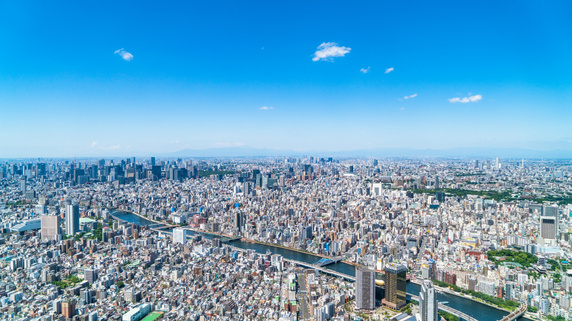 東京23区「中古マンション取引数」2位は江東区、1位は?