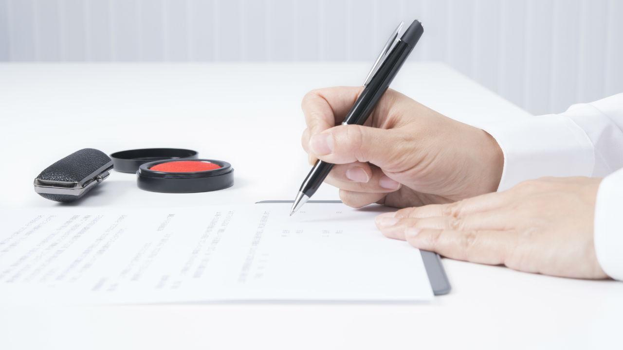 アメリカの不動産取引における「契約書」の位置づけとは?