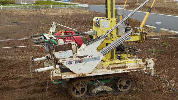 新築前の「地盤調査」の重要性と地盤改良工事の概要