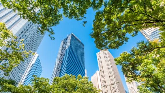 東京都心のオフィスビル投資が「最強の資産防衛」になる理由