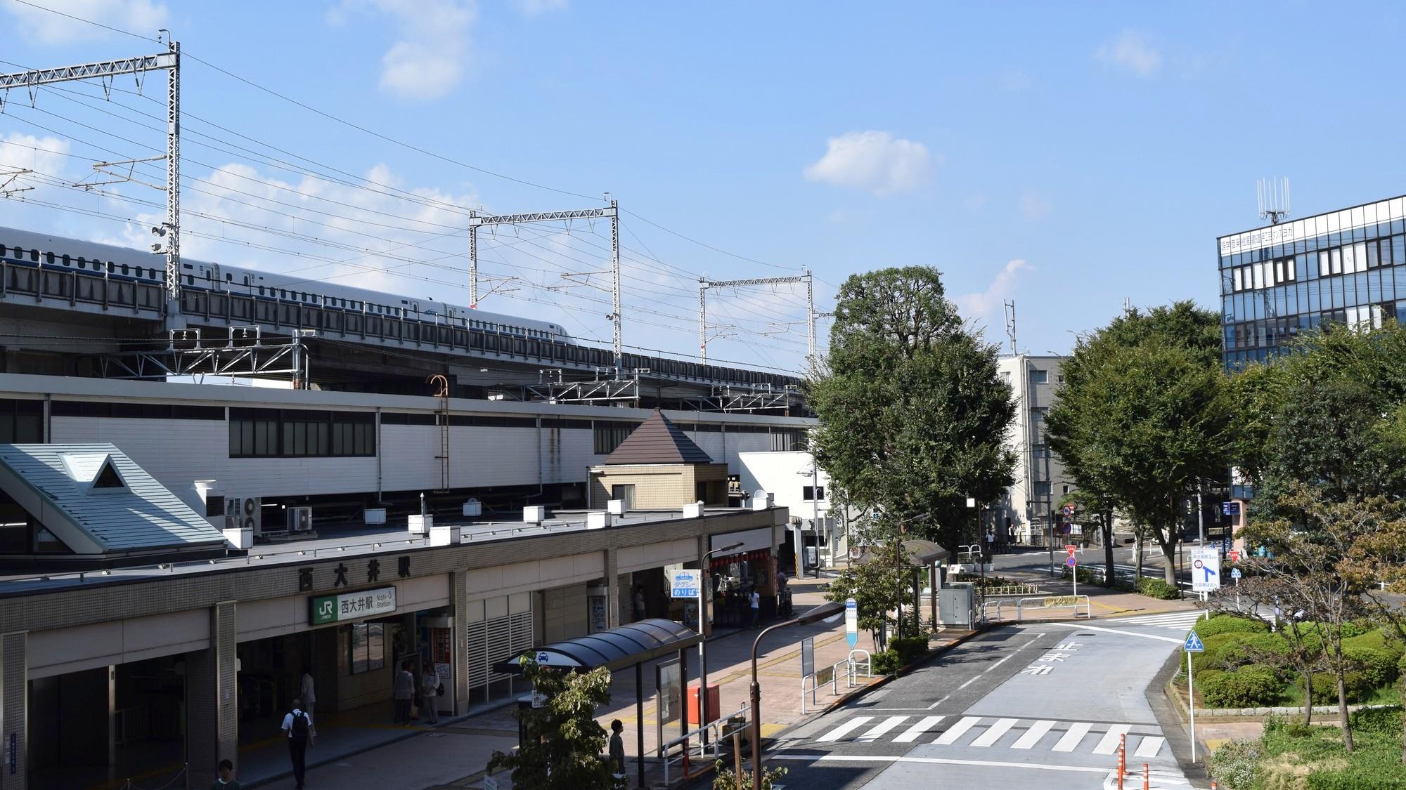 都内有数の地味な駅「西大井」実は、ものすごく便利な街だった