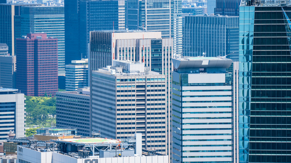 東京都心5区オフィス空室率15ヵ月連続上昇…Jリート投資戦略