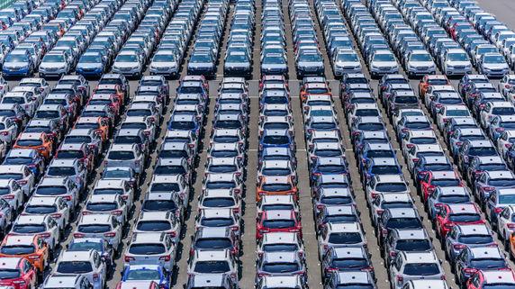 「自動車生産台数」を地図化…見えてくる主要生産国の変遷
