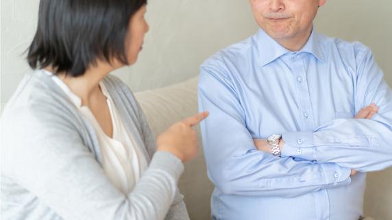 「夫といると具合が悪くて」妻が激白。更年期障害と思いきや…