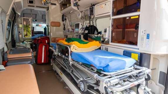 救急車は約4.7秒に1回出動…「救急出動理由」トップ5