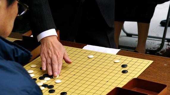 考えの中に入れ――「囲碁のオリンピック」で打った逆転の一手②