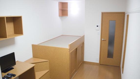 オーナーによる空室対策②…一人暮らし向けの家具家電の設置