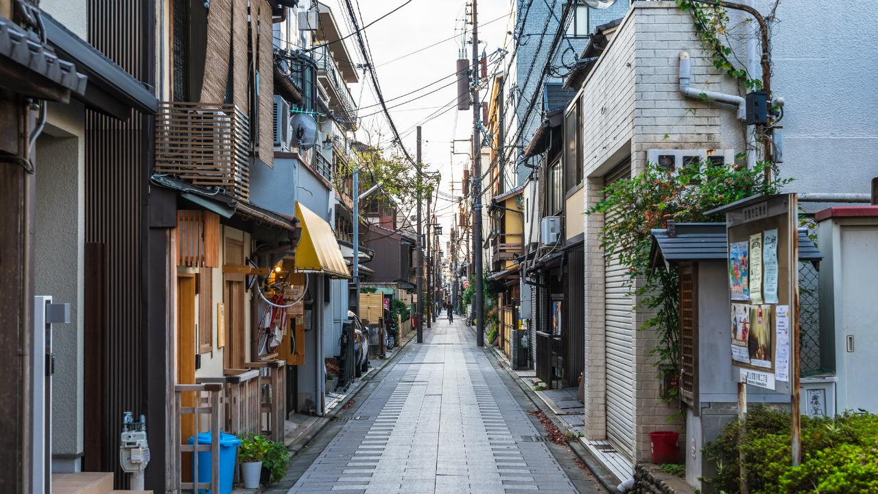 住宅から看板まで…景観との調和を重視した京都のデザイン規制