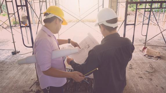 沈下した工場の建物基礎を修正する「アップコン工法」とは?
