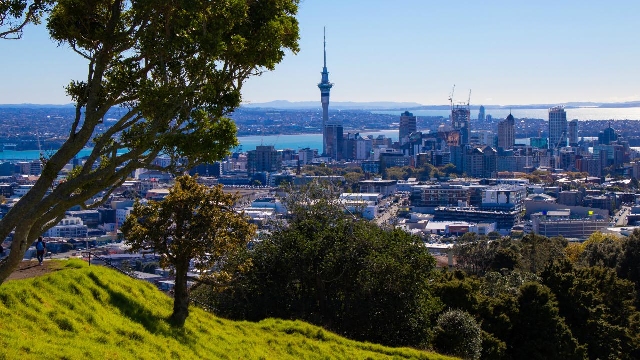 NZ・オークランド北側…新興住宅地「ロングベイ」の開発状況
