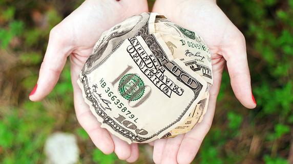 送金手数料の安さも魅力のビットコイン