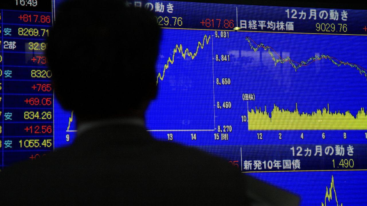 東レ株価10年