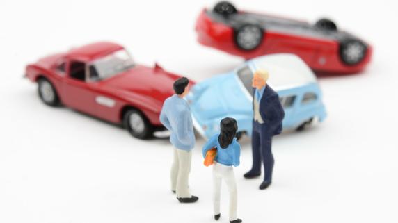 交通事故の損害賠償の行方を左右する「過失割合」とは?