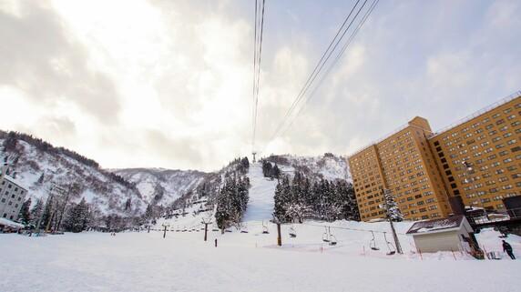 越後湯沢リゾートマンションは5000万円がゼロ円の「腐動産」