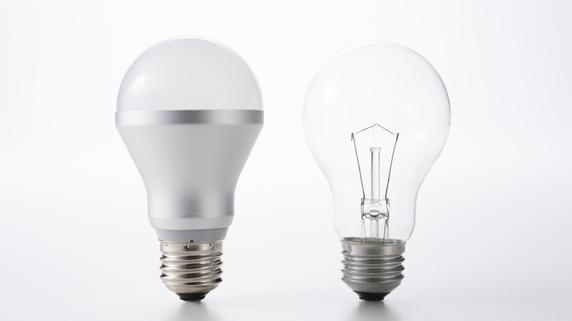 保有物件の照明のLED化で得られる、経費節減以外の効果
