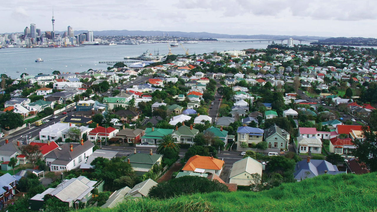 ニュージーランドで「狭い家」が増えている理由