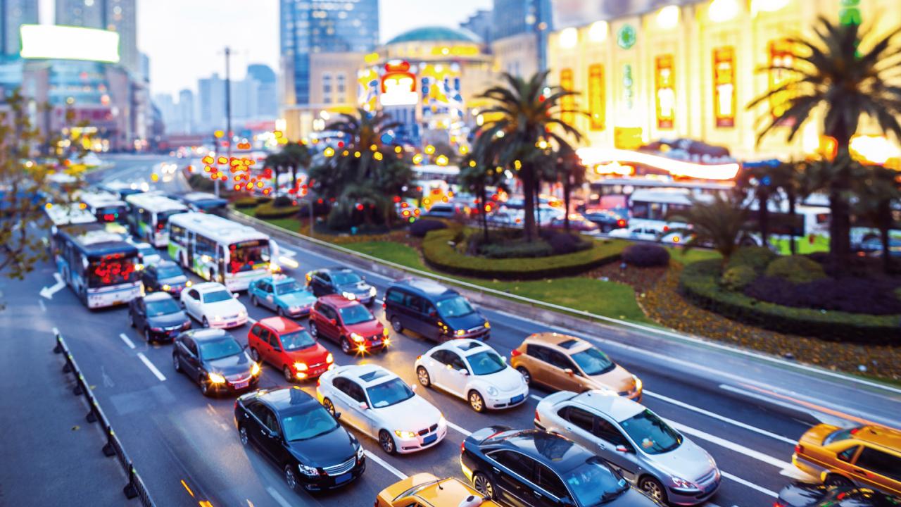 中国市場の景気減速による「自動車業界」への影響とは?