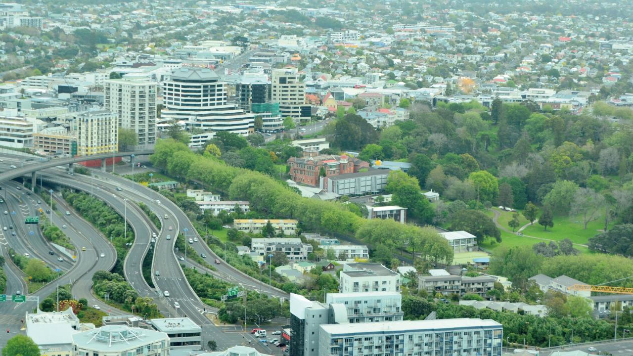 ニュージーランド「特別住宅地域」の開発事情