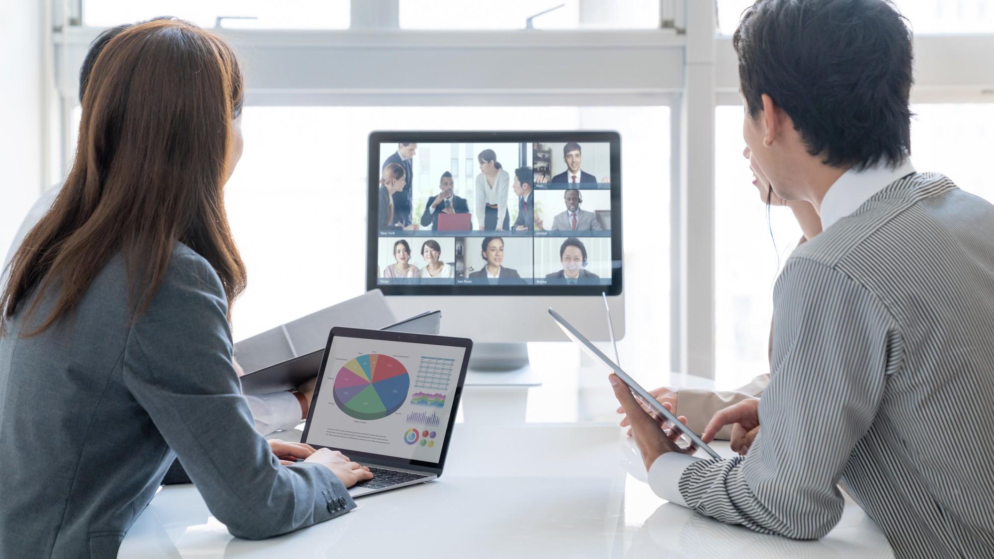 Zoom、MS、Google、Cisco…満足できる「WEB会議」は?