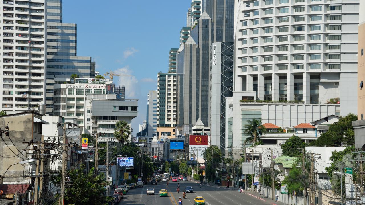 厚みを増す「中間所得層」によって住宅需要が拡大するタイ