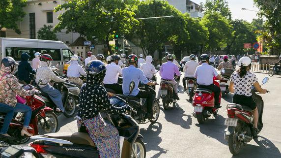 ベトナム都市部に広がる「ワンルームマンション」のニーズ