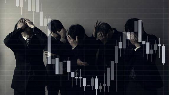 「地雷原。不祥事だらけ…」株式市場、ITバブル崩壊の地獄絵図