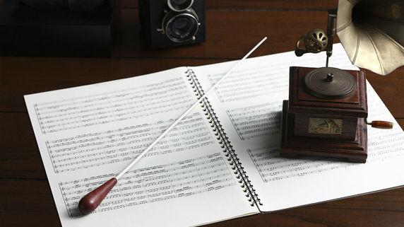 歌詞のない曲 初の商標登録 世界的な有名企業に混じって…