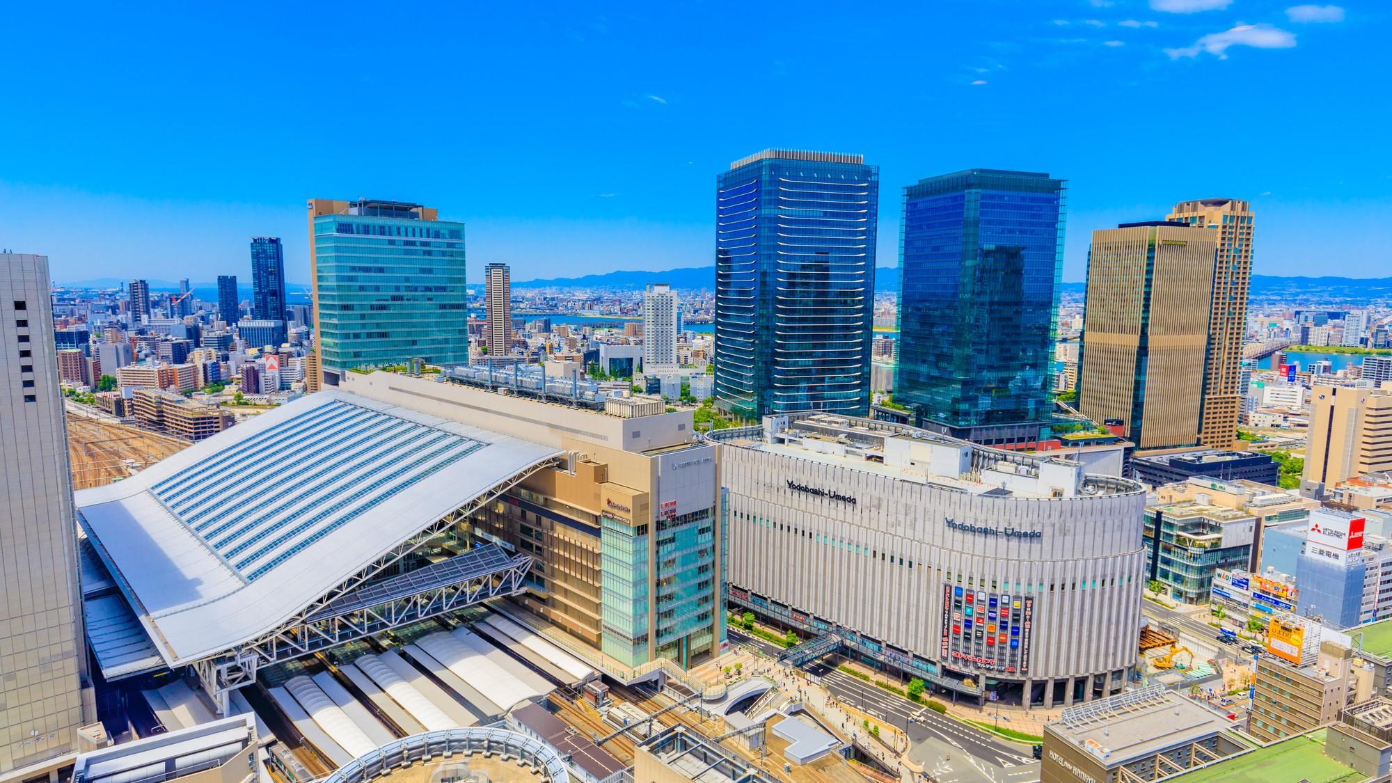 大阪市にある「8つのビジネスエリア」…それぞれの強みとは?