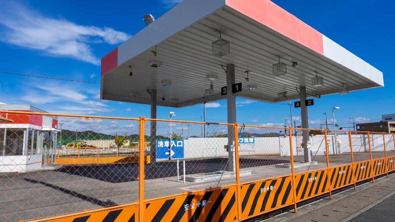 ガソリンスタンドの跡地をどう活用する?広い土地の相続対策