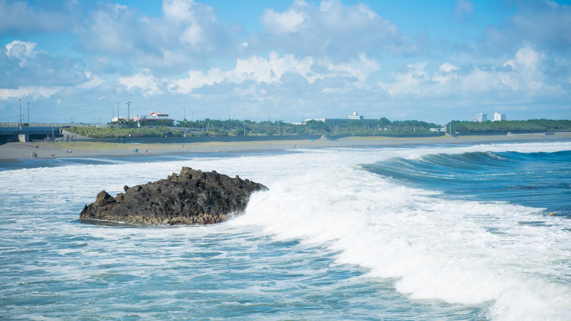 日本の海水浴は最初、「医療目的」で行われた…大磯が発祥の地