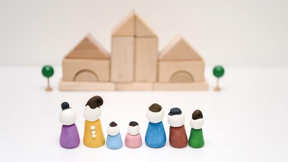 子世帯のみが住宅ローンを使って二世帯住宅を建てる方法