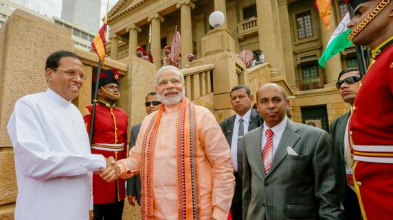 大国相手の交渉でスリランカが引き出した譲歩とは?