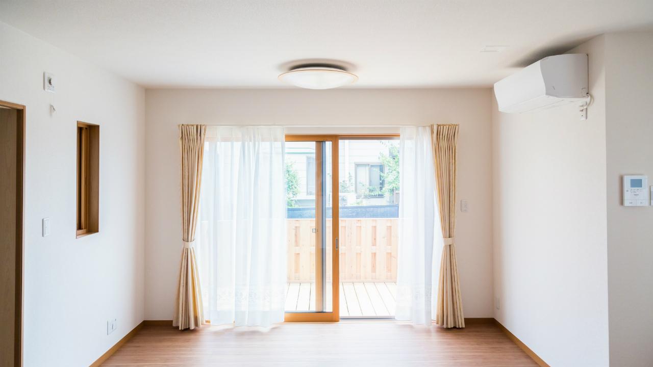 住宅の内覧――まず部屋の「入隅」を見る理由