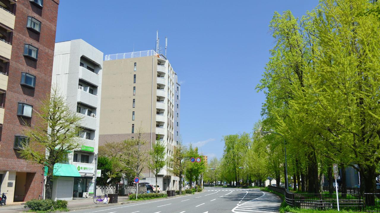 都市計画道路予定地の区域内にある土地の評価方法