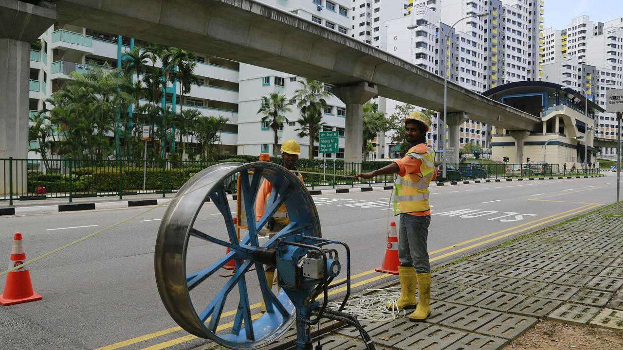 積極的な移民政策で成功したシンガポール