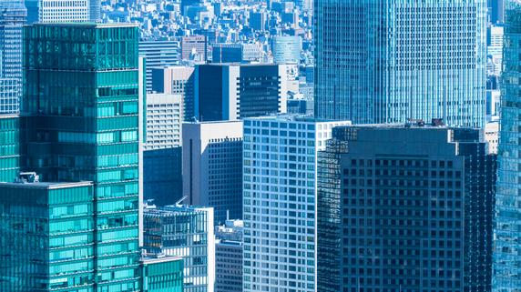 来るべき大規模地震を前に懸念される、日本の高層ビルの耐震性