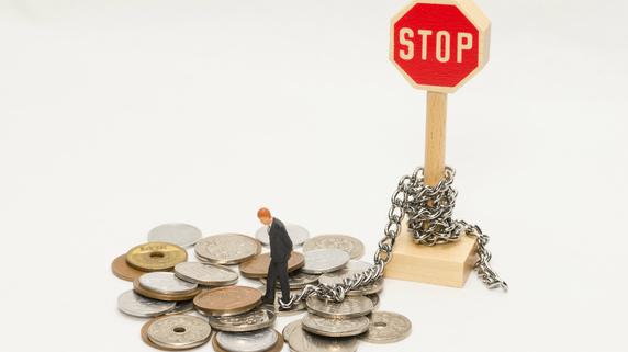 銀行の優越的地位の濫用――「歩積両建預金」とは?