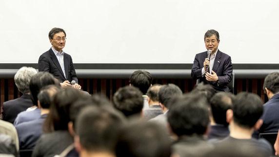 対談◆ユニ・チャーム高原豪久社長×渋澤健コモンズ投信会長