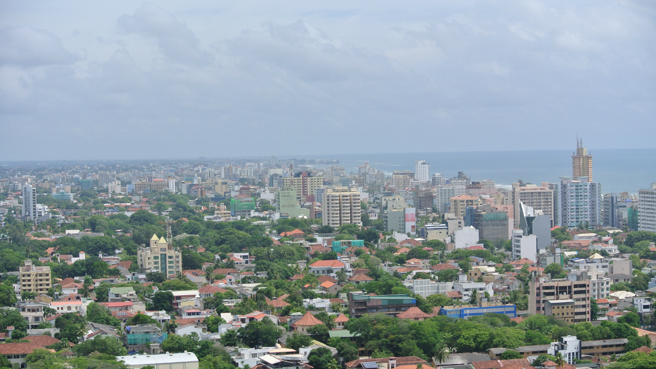 南アジア随一の「メガポリス」を目指すスリランカ